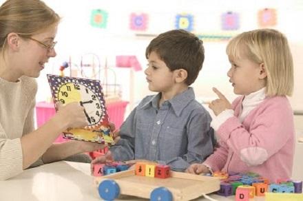 kĩ năng toán học cho trẻ