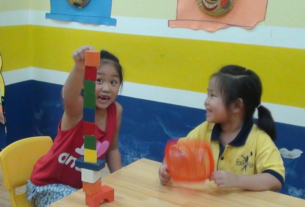 Trò chơi trí tuệ dành cho trẻ