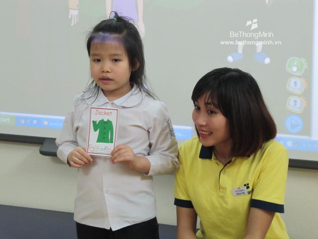 Học sinh và các giai đoạn học tiếng Anh