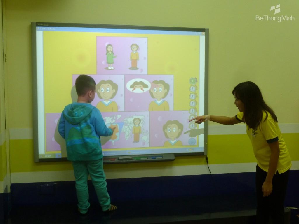 FasTrack English chương trình tiếng anh cho trẻ 4 - 8 tuổi_new