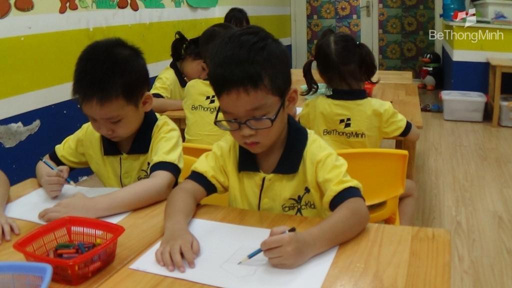 Phát triển trí thông minh xã hội cho trẻ nhỏ
