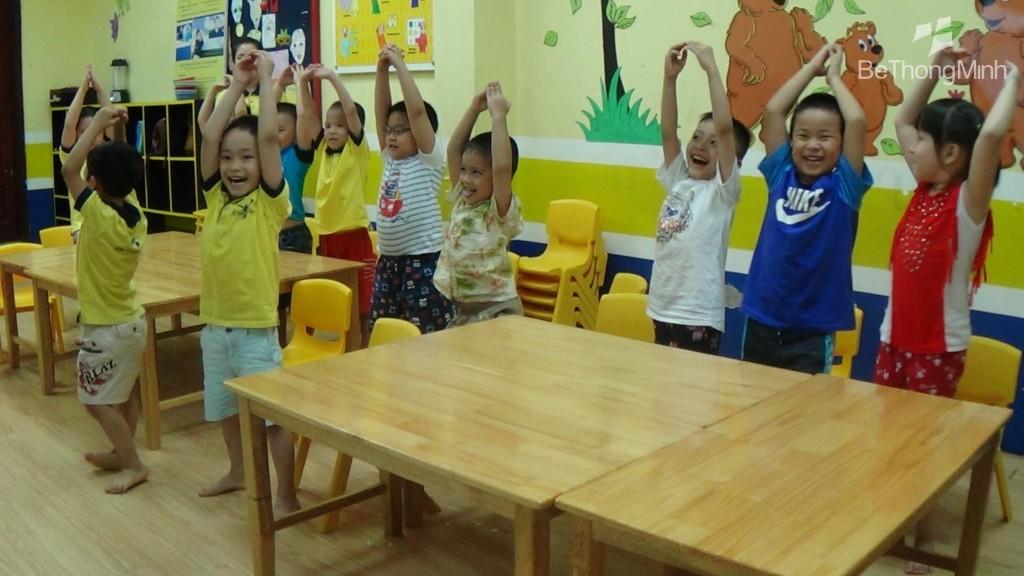 Phát triển trí thông minh xã hội cho trẻ nhỏ (2)