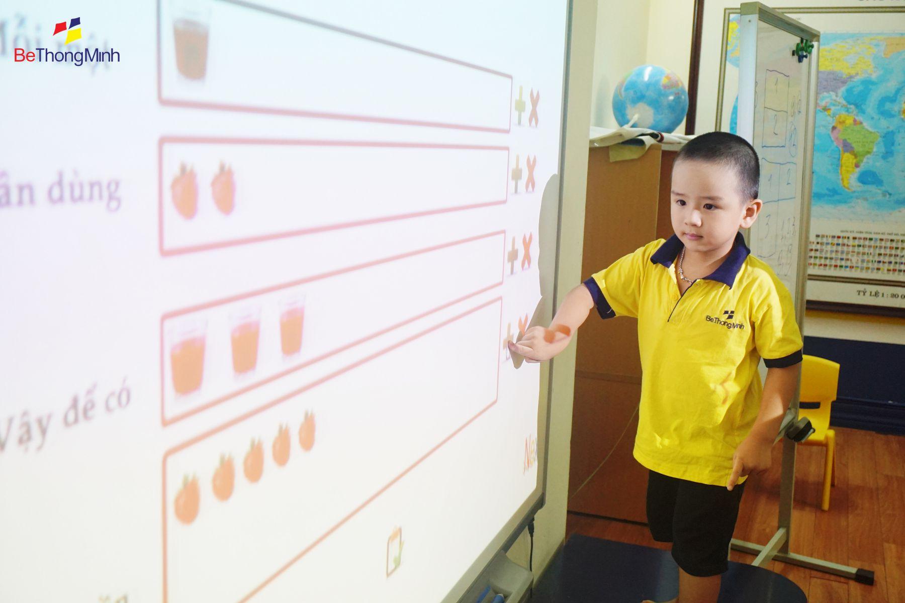 Khóa học hè Phát triển Trí Thông minh Toán học MathKids
