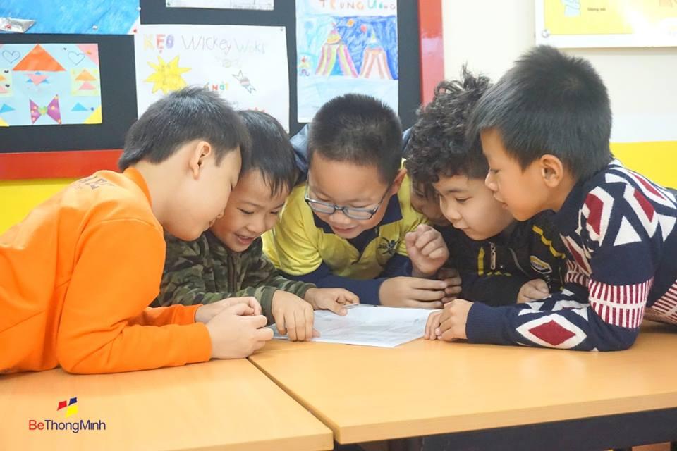 phát triển ngôn ngữ ở trẻ