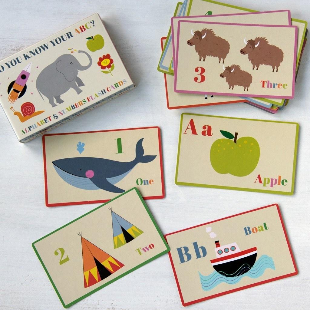 Học Tiếng Anh với thẻ ghi từ và hình ảnh trực quan