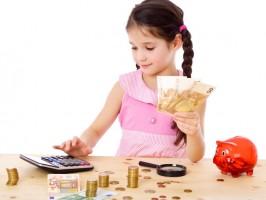 xây dựng kiến thức tài chính cho trẻ