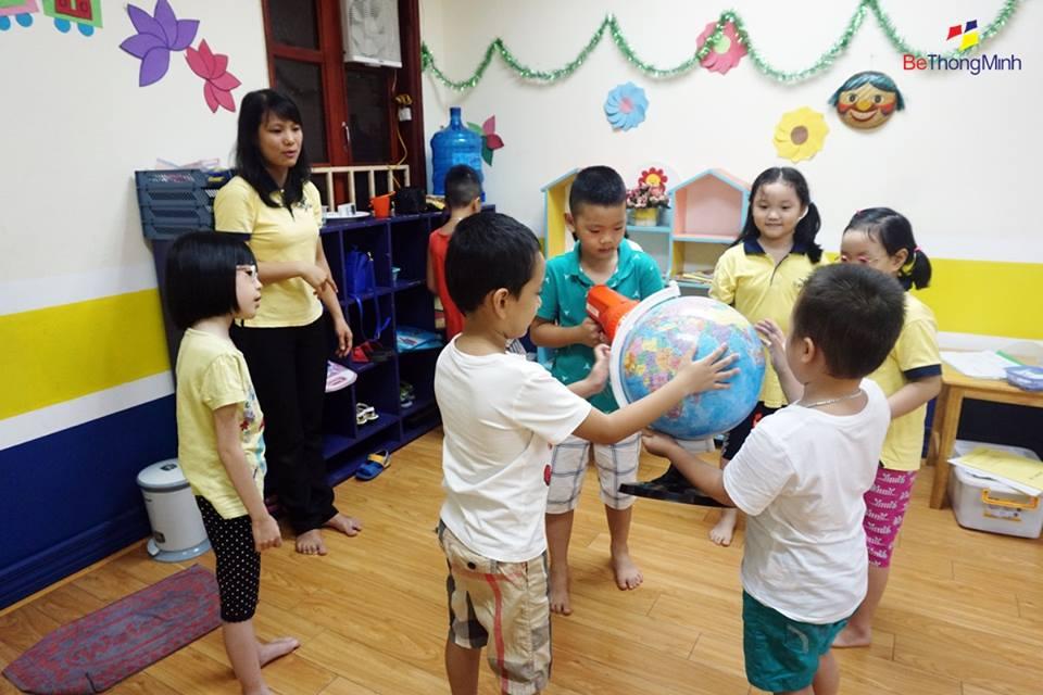 tăng cường sự tự tin cho trẻ