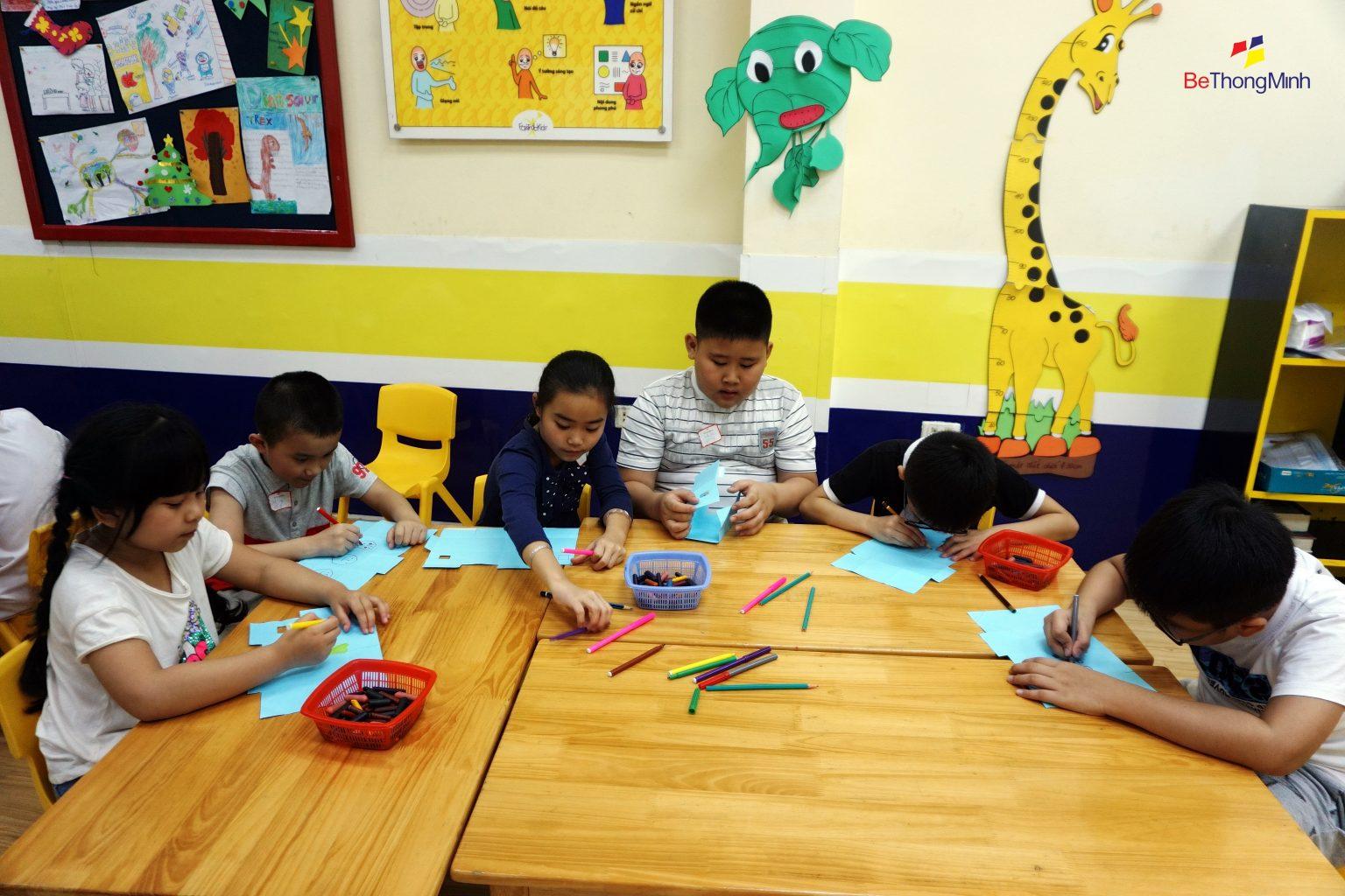 Lớp khám phá tài chính dành cho trẻ