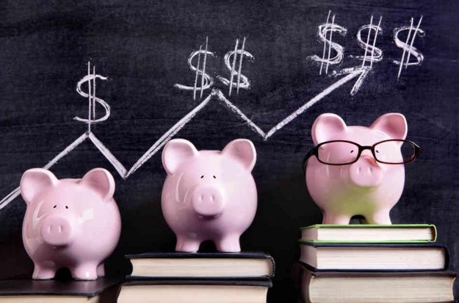 dạy trê về tiền