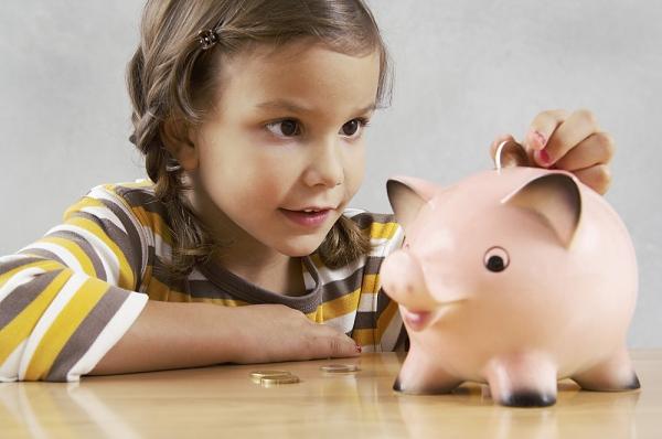 Kĩ năng tài chính cho trẻ