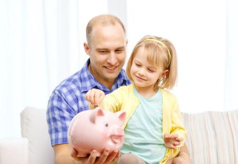dạy trẻ về tài chính