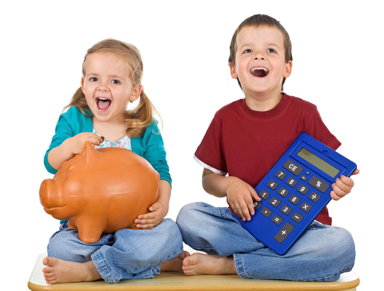 dạy trẻ về tài chính sớm