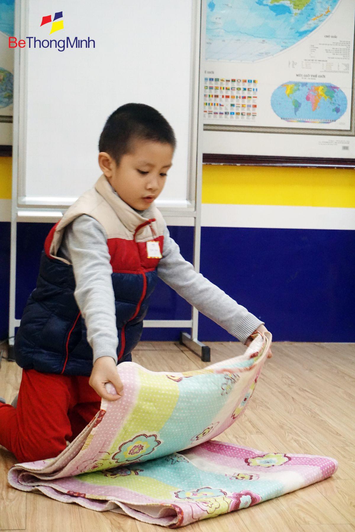 Hoạt động ngoại khóa cho trẻ