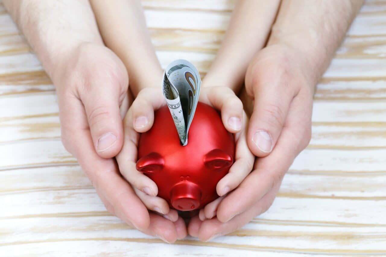 dạy trẻ học về tiền tệ sớm