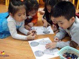 dạy trẻ giá trị lao động