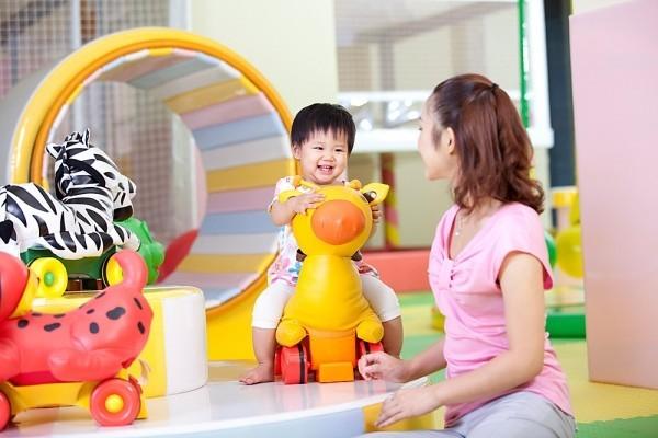 Giúp trẻ tự tin
