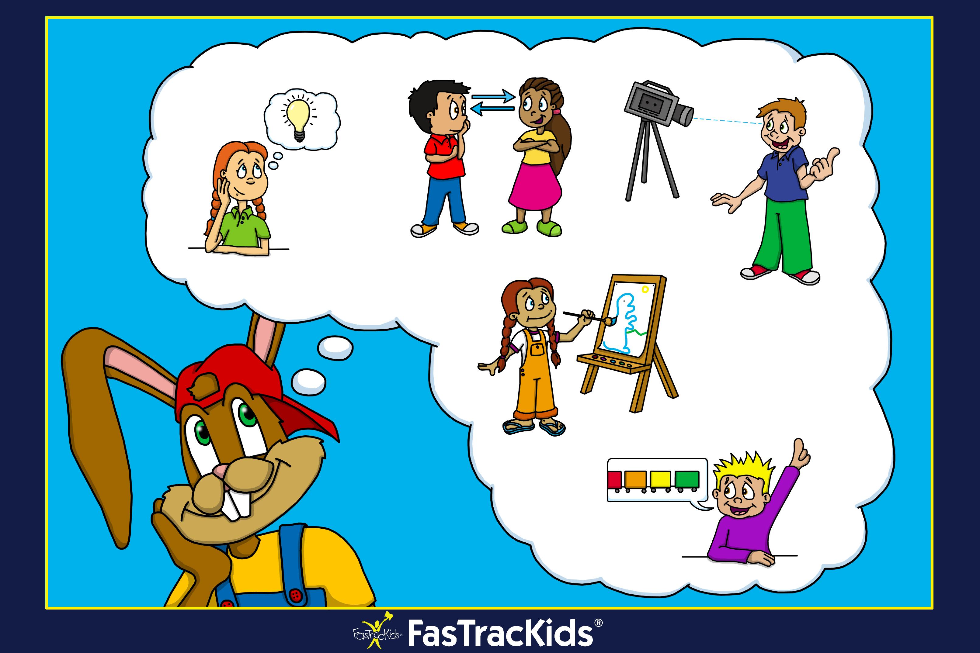 kỹ năng cho trẻ em