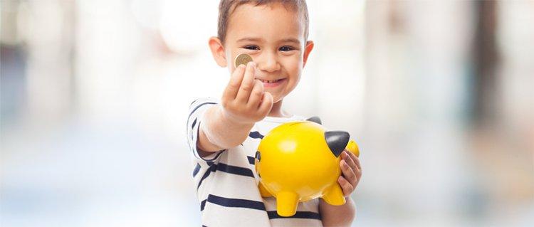 Dạy trẻ về tiền bạc