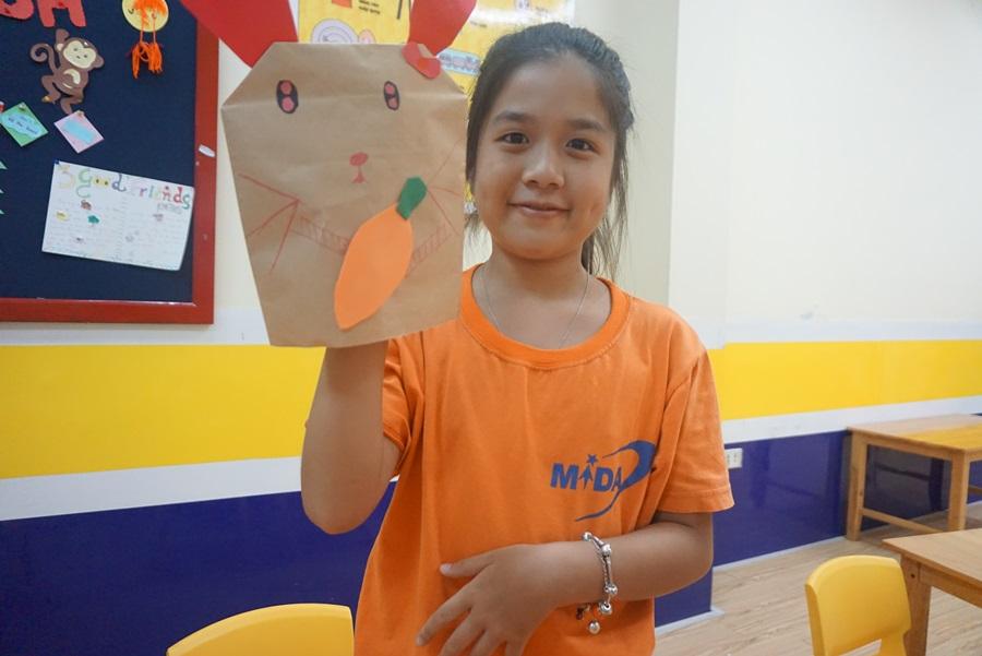 MIDA phát triển tư duy tích cực cho trẻ