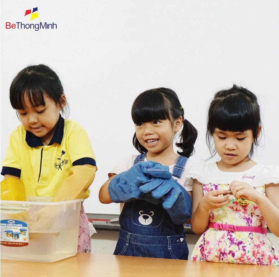 khuyến khích trẻ đam mê học tập