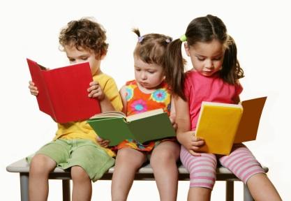khuyến khích trẻ đọc sách