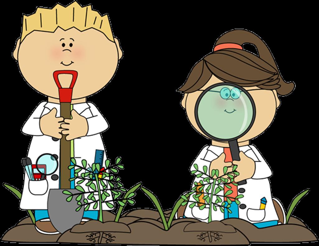 trẻ khám phá khoa học