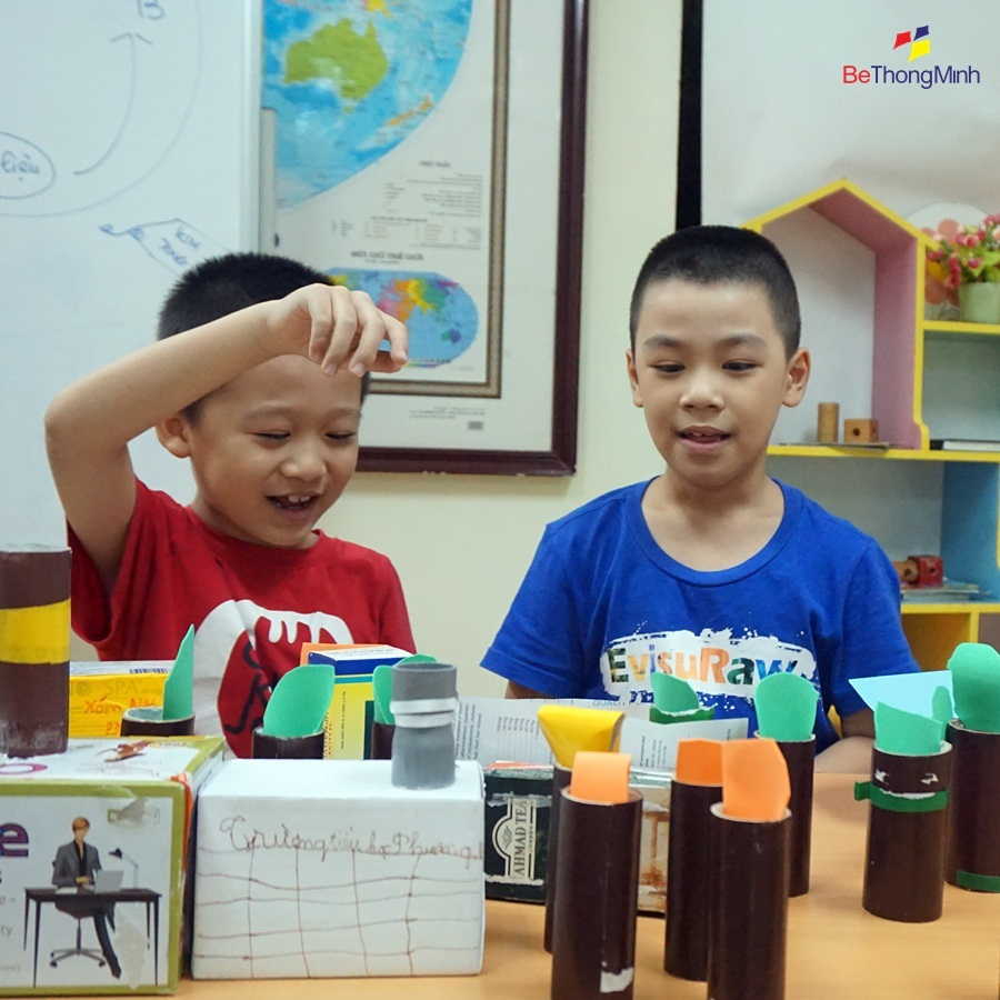 FasTracKids phát triển giao tiếp cho trẻ