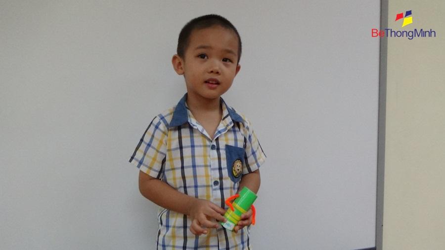 FasTrack Tots đã thay đổi Minh Nhật rõ rệt