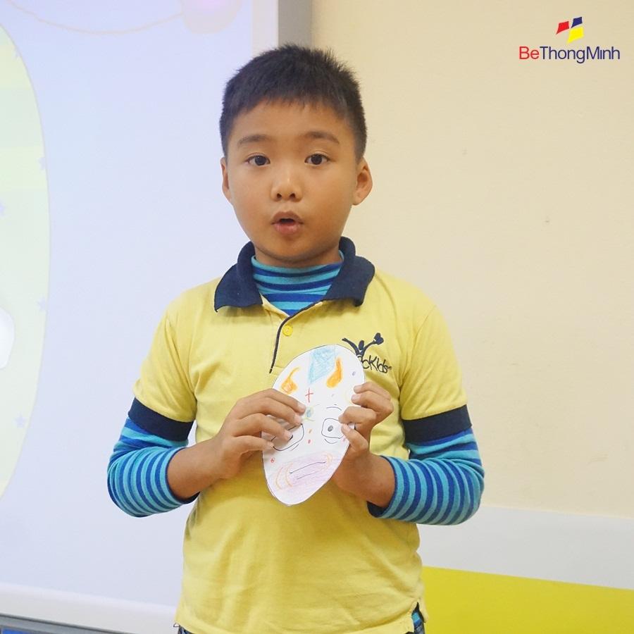 Trẻ cần được học kỹ năng thuyết trình