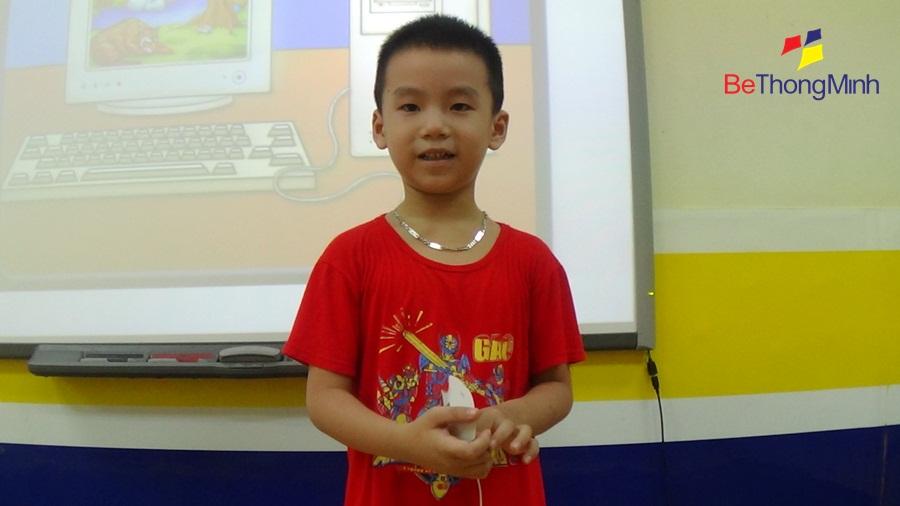 FasTracKids Quang Minh ngày càng tiến bộ