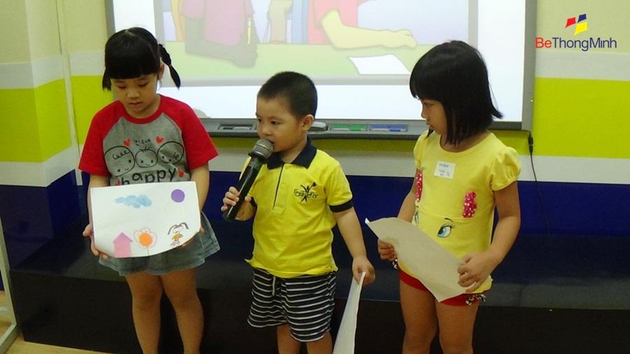 FasTracKids dạy trẻ kỹ năng hợp tác