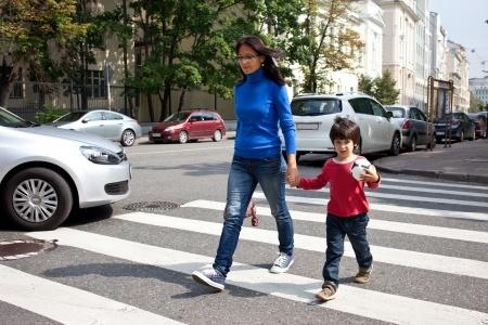 Nguyên tắc an toàn trên đường phố