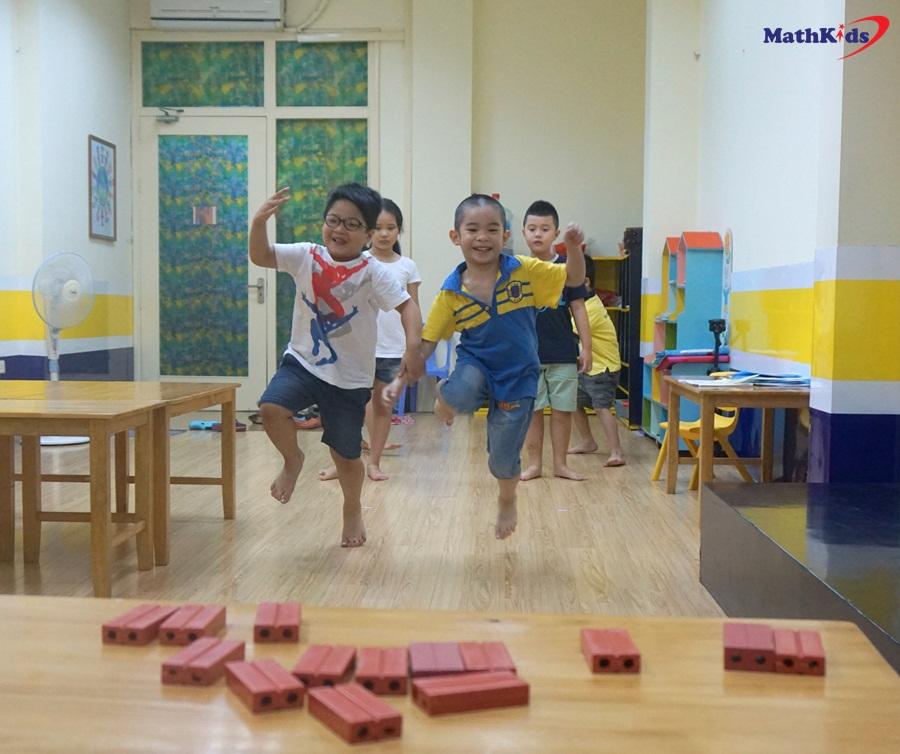 vui chơi với Toán lớp 1