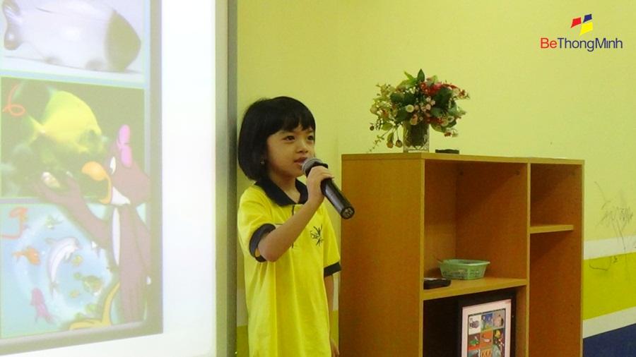 Giúp trẻ phát triển ngôn ngữ