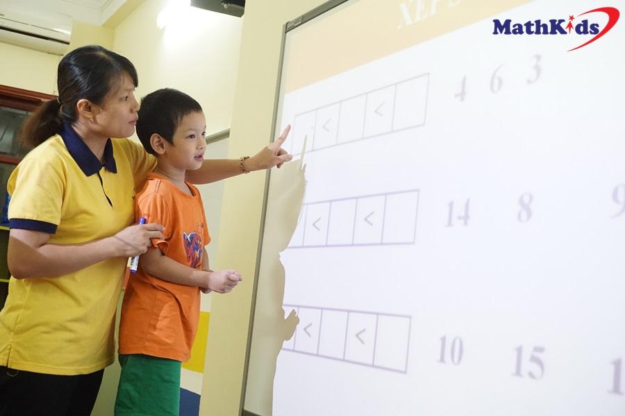 khóa học hè MathKids