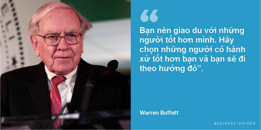bí mật tới thành công của warren buffet