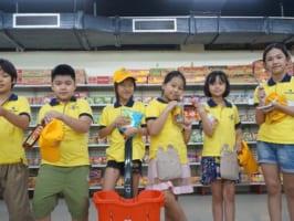 trại hè tư duy triệu phú dành cho trẻ em