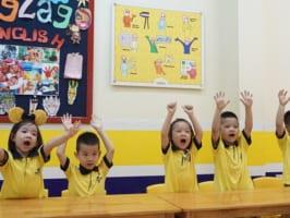 Giáo dục trẻ từ 3 - 4 tuổi