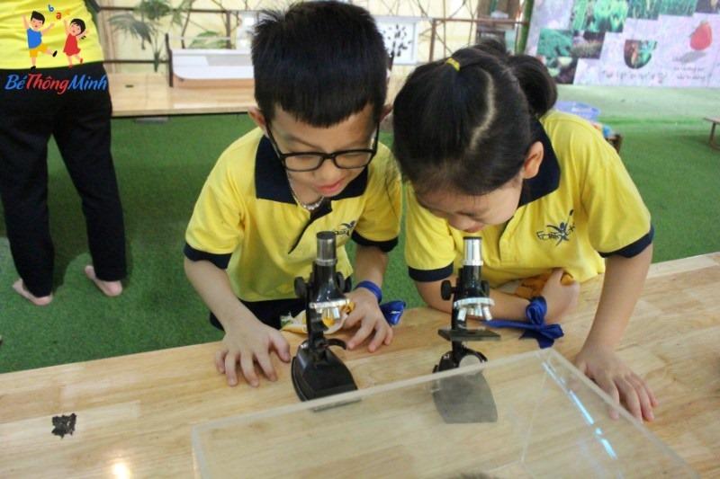 Phương pháp học tập dành cho trẻ em