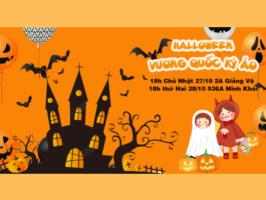 Halloween 2019 Bé Thông Minh