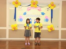 phát triển kỹ năng lãnh đạo cho trẻ