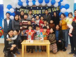 Lễ tổng kết môn học GL&MAT