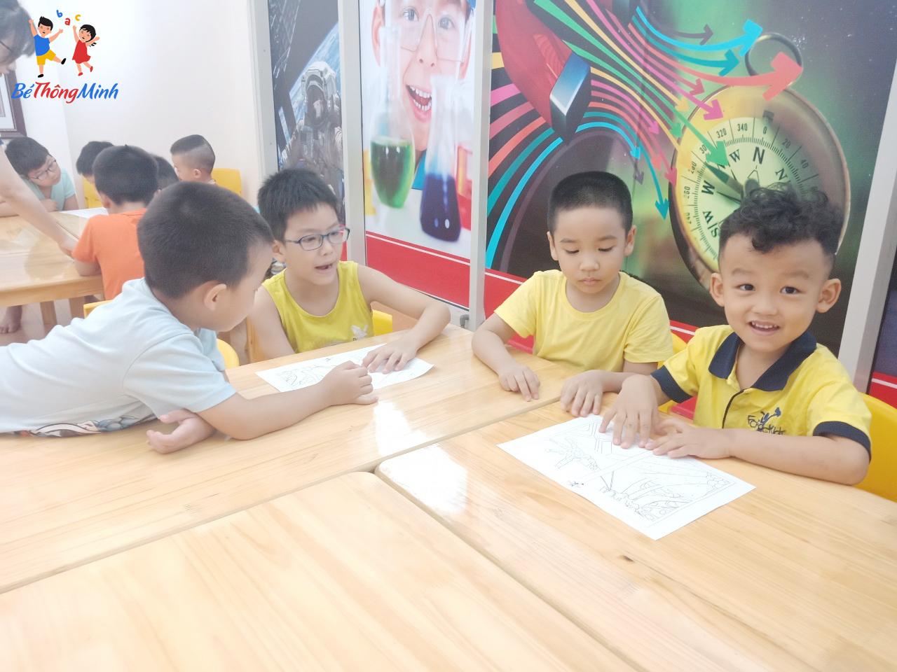 Làm sao giúp trẻ 7 tuổi có kỹ năng giải quyết vấn đề