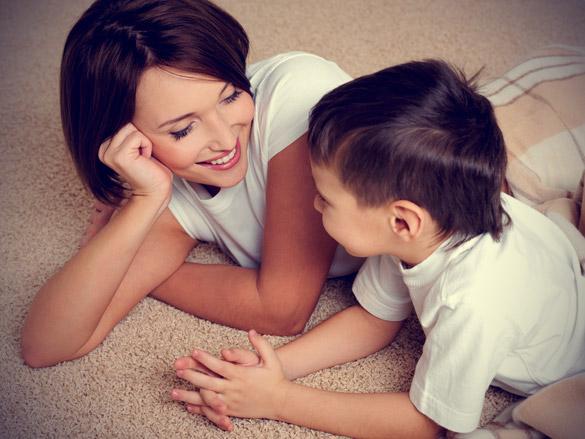 trẻ phát triển khả năng suy nghĩ