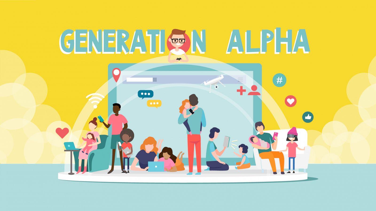 Thế hệ Alpha